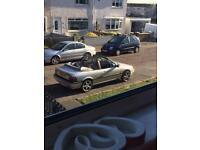 Rover cabriolet 216 swap for small van