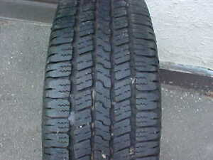 "P245-70 R-16""GOODYEAR WRANGLER SR/A : Single tire"