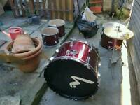 hunter drums for sale