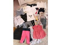 Bundle next 3-6 month baby girls clothes