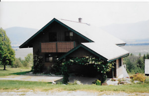 Tranquil Panoramic View Acreage in West Creston