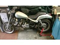 Gilera Cougar 125cc project
