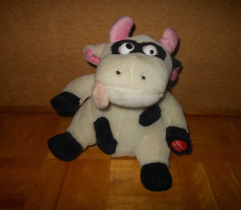 Laughing Cow Plush Toy