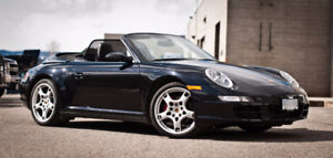 2006 Porsche 911 Carrera 4 Convertible