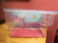 Little Mermaid 15 Litre Fish Tank