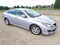2009 MAZDA6 2.0D 140 TS 5DR HATCHBACK FULL SERVICE HISTORY MOT NOV 2017 PX TO CLEAR MINOR SCUFFS