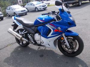 2008 Suzuki GSX650F Fun to Ride NEW MVI SHARP BIKE