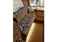 1997 5 berth Fleetwood caravan