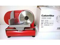 Caterlite GH489 Meat / Food Slicer - NEW