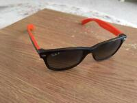 Genuine ray ban Wayfarer sunglasses