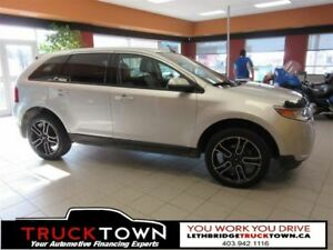 2013 Ford Edge LOADED-NAV-HEATED SEATS