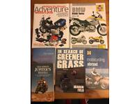BMW R1200gs Haynes manual plus other assorted books