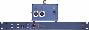Mint BAE 1073mpf (1 channel) preamp, Blue Blueberry microphone