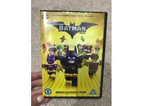 Lego Batman Movie DVD sealed NEW