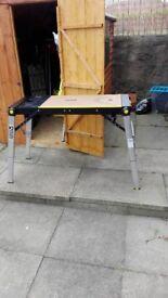 Work bench/ trolley / crawler