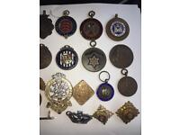 medals and military decorations