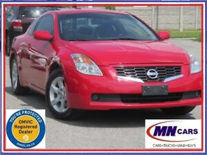 2009 Nissan Altima 2.5 S Coupe w/Sunroof