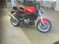 2002 cagiva 1000 raptor excellent condition £2450
