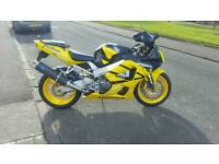 SUPERB LATE REGISTERED JULY 02-PLATE FIREBLADE SELL/SWAP