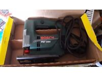 **BOSCH**JIGSAW**ONLY £35**WITH BLADE**