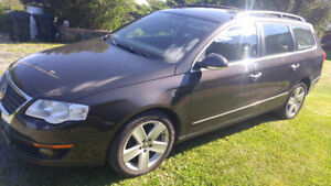 2008 Volkswagen Passat Wagon 2.0 turbo leather 178k safety incl