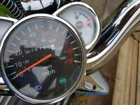 125 Sinnis scooter