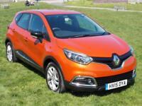 Renault Captur 0.9 TCe ( 90bhp ) ( MediaNav ) ENERGY ( s/s ) 2014MY Dynamique