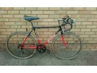 Universal Riviera Rapide Vintage Racer bike, nice condition (will suit teenager/shorter adult)