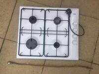 Zanussi Gas Hob, Electric Oven and built in extractor fan