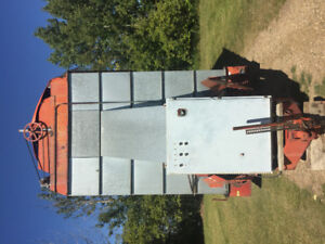 Vertex Grain Dryer