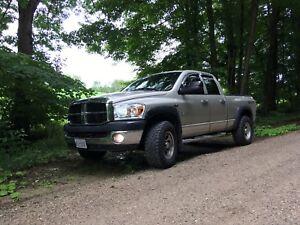 2008 dodge 1500 4x4 quad cab