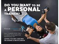 FULLY FUNDED- Personal traininig course- with guaranted JOBS