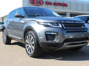 2016 Land Rover Range Rover Evoque PANORAMIC SUNROOF, HEATED SEA