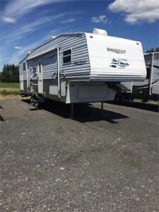 2006 KEYSTONE SPRINGDALE 283BH - AS NEW CONDITION, WITH BUNKS