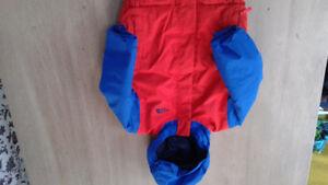 Manteau hiver north face 4 t