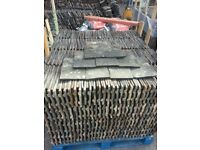 reclaimed staffordshire blue/brindle roofing tiles 6.5/10.5