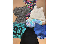 New Look bundle of clothes age 13/14 years