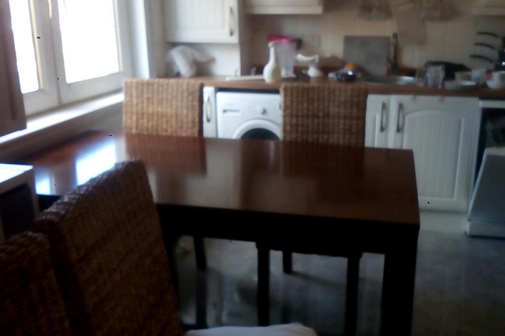 Next Dakota Dining Table And ChairsPrice Reduced For Quick Sale