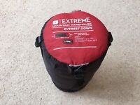 Everest Down Sleeping bag from Mountain Warehouse- never used