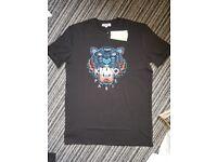Kenzo T Shirt Size Large