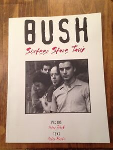 Bush Photograph book