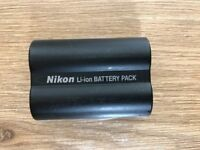 Nikon EN-EL3a Rechargeable Li-ion Battery