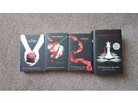 Twilight saga complete book set