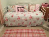 Double sofa bed day bed with trundle