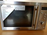 **AS NEW MICROWAVE GRILL**