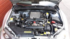 Subaru WRX 2011 AWD