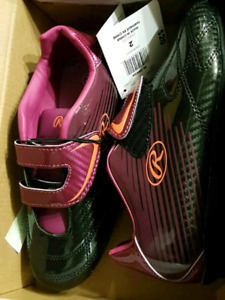 Nwt soccer shoes