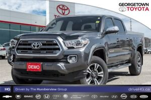 2017 Toyota Tacoma Limited Model with all the features!