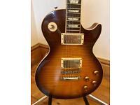 2003 Gibson Les Paul Standard Guitar - Tobacco Sunburst - Original Hard Case