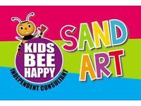 Sand Art Parties in Leeds